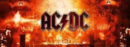 cover ACDC in Concert