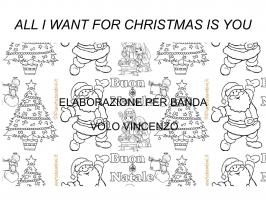 cover ALL I WANT FOR CHRISTMAS IS YOU