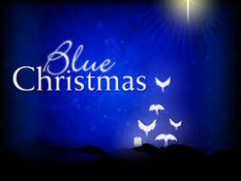 cover Blue Christmas