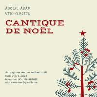 cover Cantique de Noël