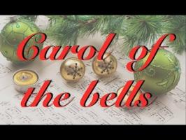 cover CAROL OF THE BELLS - PETER WILHOUSKY (ORCH. SCOLAST
