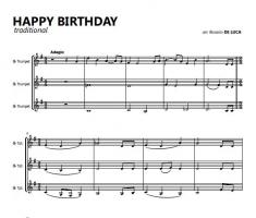 cover Happy Birthday