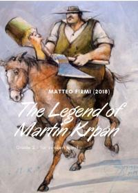 cover The Legend of Martin Krpan