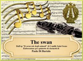 cover The swan - Camille Saint-saens