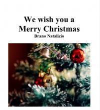 cover We wish you Merry Christmas